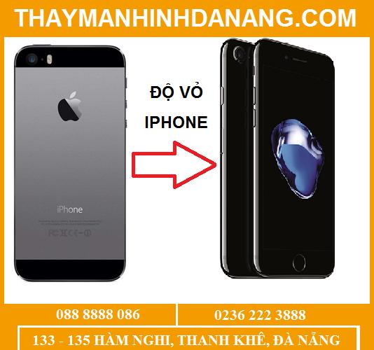 ĐỘ VỎ IPHONE Ở ĐÀ NẴNG