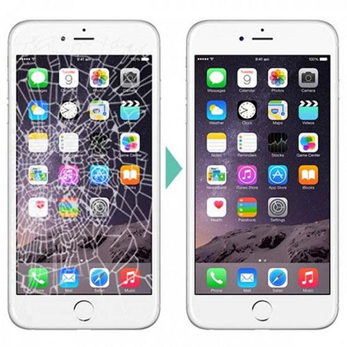 thay mặt kính iPhone 6 6 plus 6s 6s plus tại đà nẵng