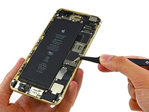 thay pin iphone 6 6 plus 6s 6s plus tại đà nẵng