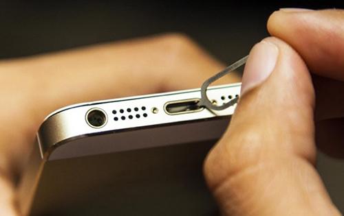 iphone 7 không nhận sạc