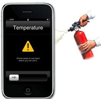 sửa lỗi iphone bị đơ màn hình cảm ứng