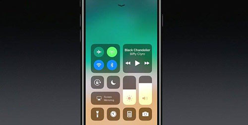 Thông Tin Về iOS 11