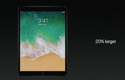 thông tin ipad pro 10,5 inch