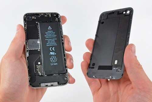 sửa lỗi iPhone tắt nguồn bật không lên