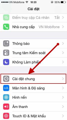 Sửa Lỗi Màn Hình iPhone Bị Nhòe Màu