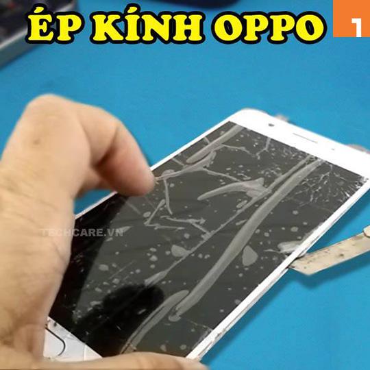 thay mặt kính điện thoại Oppo tại Đà Nẵng