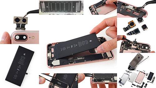 sửa lỗi iphone sạc không vào pin