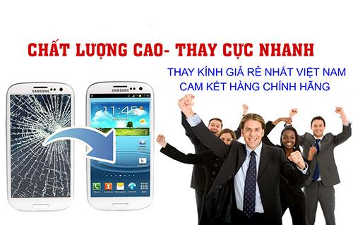 Dấu hiệu nào cần thay mặt kính điện thoại tại Đà Nẵng?