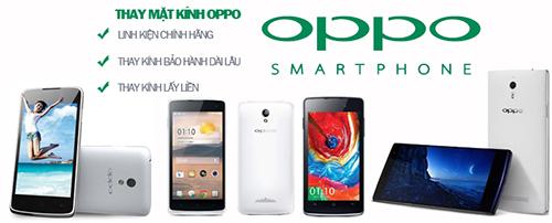 Tại sao phải thay mặt kính Oppo chính hãng?