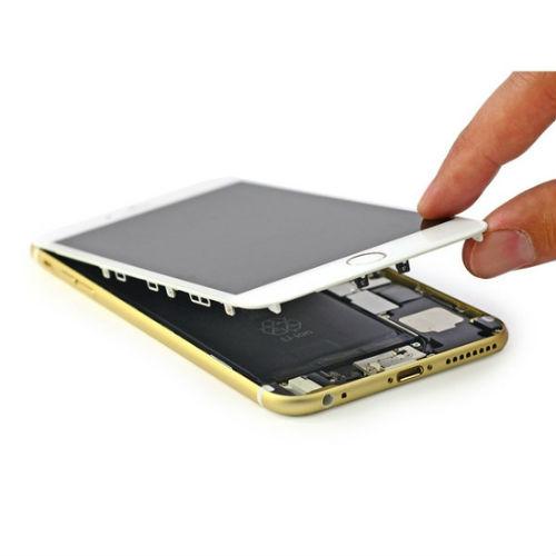 bụi màn hình iPhone 6s