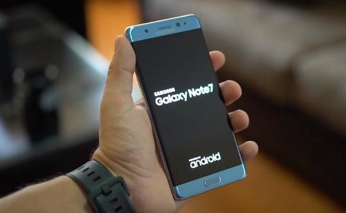 Điện Thoại Samsung Bị Tắt Nguồn Liên Tục