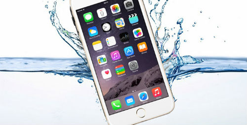 iphone 6 bị hở viền màn hình