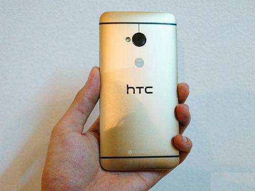 lỗi ám tím HTC One M7