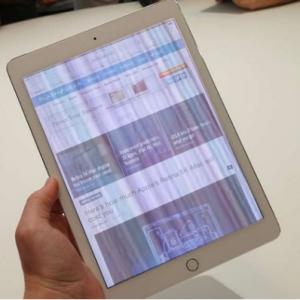 Biện Pháp Khắc Phục Tốt Nhất Khi Màn Hình iPad Mini Bị Sọc