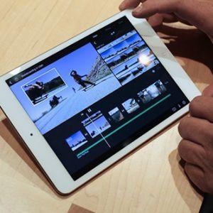Màn hình iPad mini bị giật có tự sửa được không