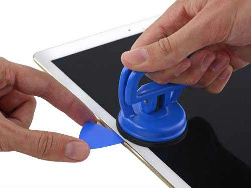 Thay màn hình iPad khi ipad bị lỗi sọc màn hình