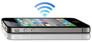 iPhone 4 bắt sóng yếu