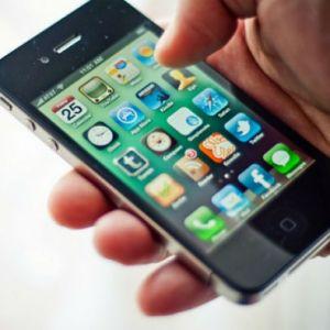 Cấp cứu nhanh khi iPhone bị loạn cảm ứng