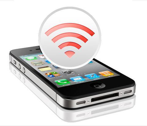 khắc phục iphone 4 sóng yếu