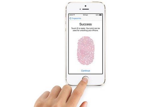 lỗi cảm biến vân tay iphone 6