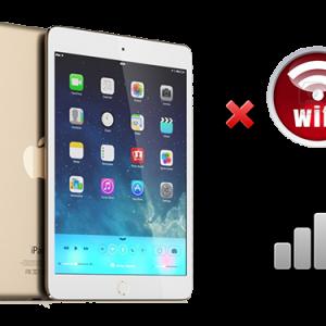 Fix Nhanh Lỗi iPad bắt được wifi nhưng không vào được mạng