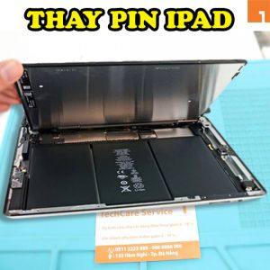 thay pin iPad chính hãng tại Đà Nẵng