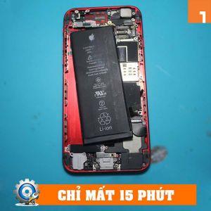Điện thoại iPhone cần thay pin ở đâu chất lượng cao?