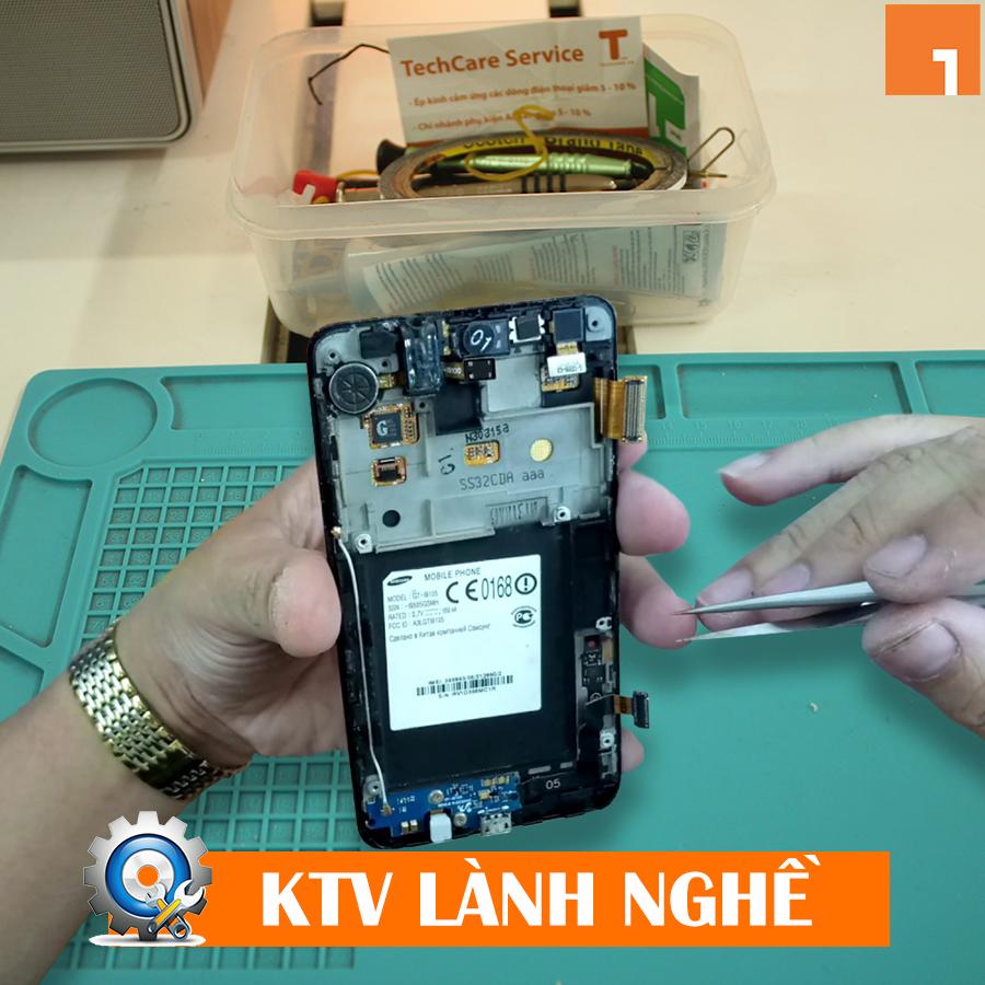 thay pin Samsung chính hãng tại Đà Nẵng