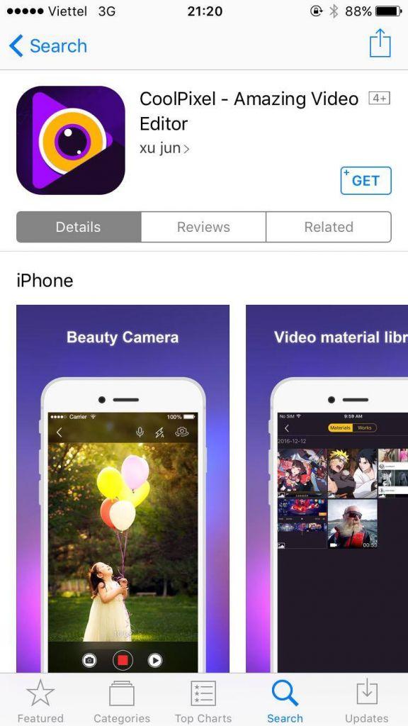 Hướng dẫn cách quay màn hình iPhone 6