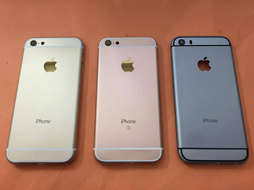 iPhone 6 bị tróc sơn có nên thay vỏ mới không