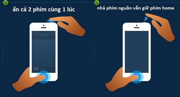 Sửa Lỗi iPhone 6 Bị Treo