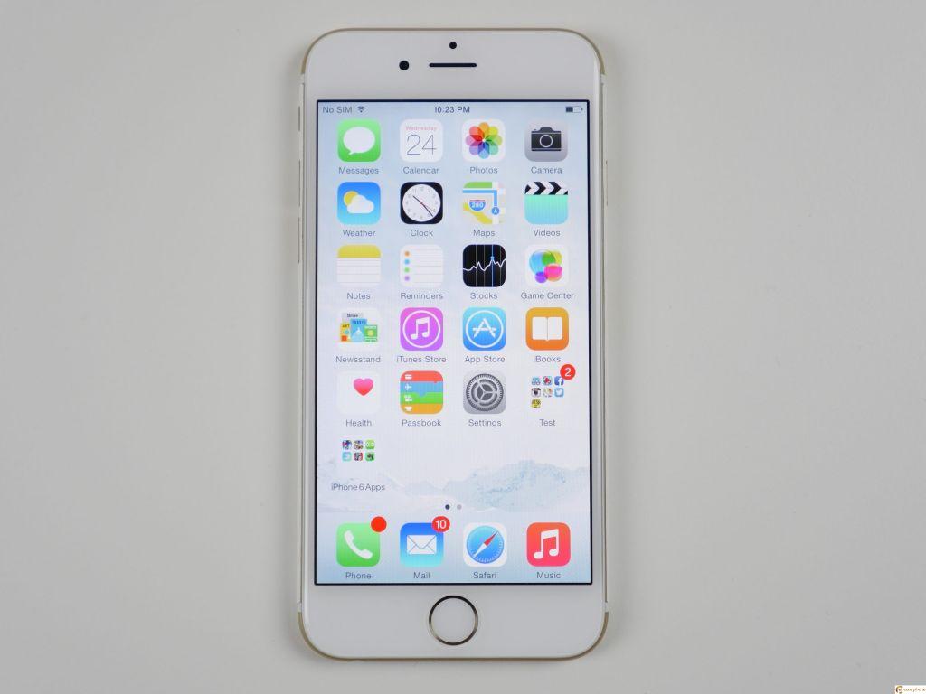 Màn hình iphone 6 bao nhiêu inch
