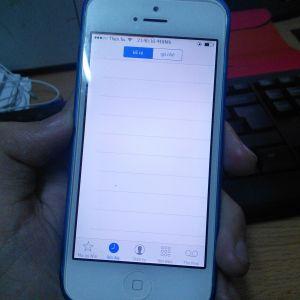 Màn hình iPhone bị ám hồng có sửa được không?