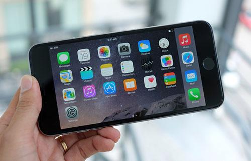 khắc phục màn hình iphone không xoay ngang được