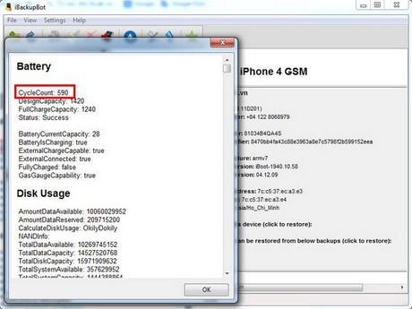 Pin iPhone Thế Nào Là Bị Chai
