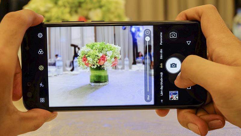 Lộ diện Smartphone có 4 camera