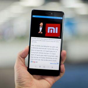 Hướng dẫn cách chụp màn hình Xiaomi