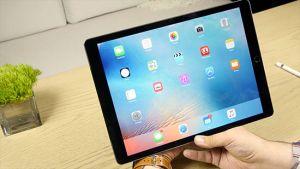 khắc phục lỗi bàn phím iPad bị chia đôi
