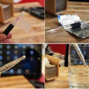 Những cách làm bút cảm ứng cho iPhone cực hay