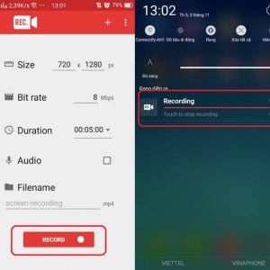 Hướng dẫn cách quay video màn hình Oppo