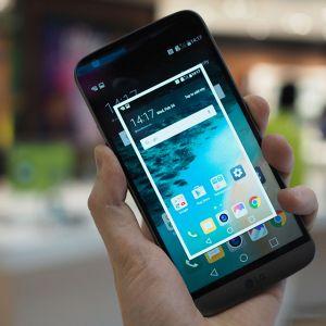 Hướng dẫn chi tiết cách chụp màn hình điện thoại LG