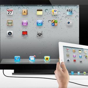Hướng dẫn chi tiết cách kết nối iPad với Tivi