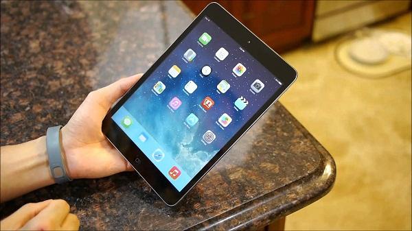 khắc phục iPad bị bụi vào màn hình