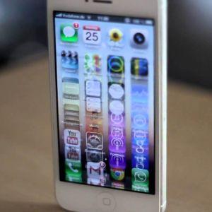 Màn hình iPhone 5 bị giật làm cách nào để sửa