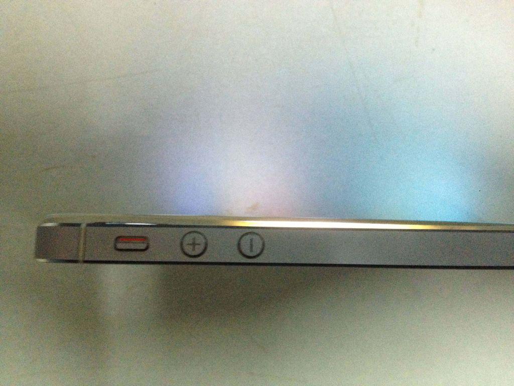 sửa lỗi màn hình iPhone 5 bị hở sáng