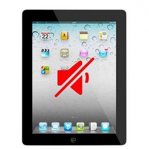 Bỗng dưng iPad Air bị mất tiếng thì phải làm sao?