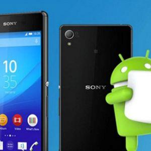 Các bước cập nhật android 6.0 cho Sony M4 Aqua