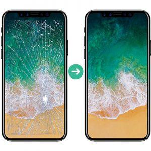 Ép kính iPhone X tại Đà Nẵng giá rẻ