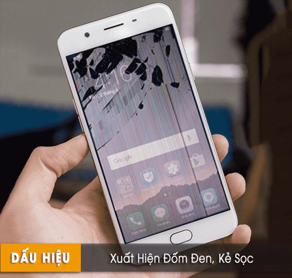 Thay màn hình Oppo F1s tại Đà Nẵng