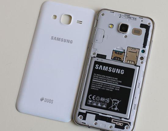 Thay pin Samsung J5 giá rẻ tại Đà Nẵng